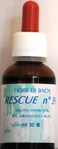 Rescue Remedy n° 39